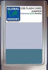 1GB FLASH CARD MEMORY JUNIPER SRP5/10 & ERX-700/710/1410/1440 ( ERX-F1G40G-FRU )