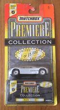Matchbox Premiere Collection Audi Avus Quattro Series 4 MOC 1 of 25,000 Goodyear