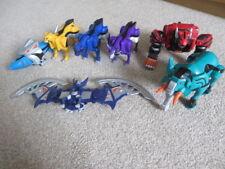 Power Rangers Jungle Fury, jungle pride Megazord Wolf, Bat, Shark, Elephant zord