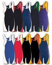 Brute Okie 0103 Wrestling Singlet Men's Adult & Youth Sizing 8 Colors Available