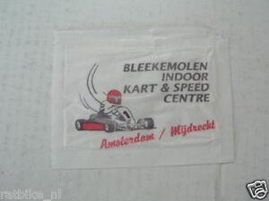 SUKERZAKJE SUGAR BAG BLEEKEMOLEN INDOOR KART & SPEED CENTRE AMSTERDAM MIJDRECHT