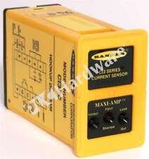 Banner Ci3rc Maxi Amp Module Current Sensor 120 240v Ac Relay Qty