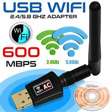 600 Mbps Max  Downstream Data Rate USB USB Wi-Fi Network