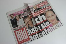 BILDzeitung 11.06.2005 Juni 11.6.2005 Geschenk für besondere Anlässe