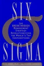 Six Sigma, The Breakthrough Management Strategy Revolutionizing The-ExLibrary