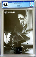 Batman Black & White #4 Dell Otto Variant DC Comics 2021 CGC 9.8