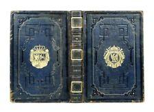 NORVINS | Histoire de Napoléon | 1840 | Reliures aux armes | Envoi