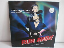 """MAXI 12"""" MC SAR & THE REAL MCCOY Run away 74321 21750 1 2X12"""""""