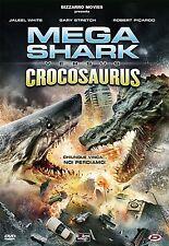 MEGA SHARK VERSUS CROCOSAURUS - DVD MINERVA - THE ASYLUM