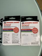 Mosquito Magnet Refill 3Pk Cartridge Octenol Flies Insect Pest 9 Wk Supply 2 Box