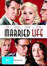MARRIED LIFE Chris Cooper - Pierce Brosnan - Patricia Clarkson DVD R4- NEW
