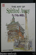 The Art of Spirited Away Hardcover – Aug 25 2002