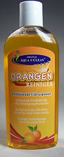Aqua Clean Orangenreiniger Fleckentferner Konzentrat Orangenölreiniger Fettlöser