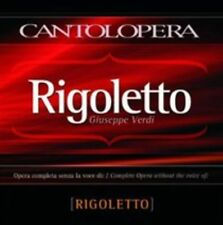 Rigoletto (Complete Opera) MINUS RIGOLETTO., New Music