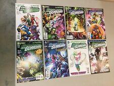 Lot Of 8 Green Lantern New Guardians 1 2 3 4 5 9 17 Annual 2 Dc Comics (GL17)