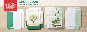Stampin' Up! My Wonderful Family April 2020 Paper Pumpkin Full Kit