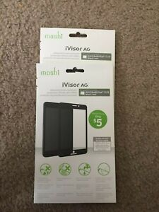 OEM Moshi iVisor AG Black Screen Protector For ASUS MeMO Pad 7 LTE ( LOT OF 2 )