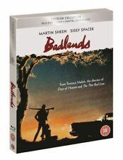 BADLANDS (1973) - Premium Collection - Blu Ray & Dvd - Martin Sheen..