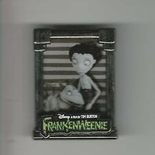 Disney Pin Tim Burton Frankenweenie Victor and Sparky 2012