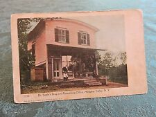 1900s Dr Steele Drug Store Mongaup Valley New York NY unmailed Post Card