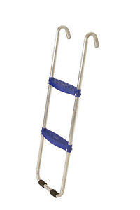 """Trampoline Ladder, 43"""" Inches, Accommodates More Trampoline Sizes"""