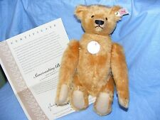 Steiff ours somersalting teddy bear édition limitée-mécanique wind up 037436