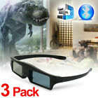 3x 3D Glasses RF BT for EPSON Home Cinema 5020UB TW5600,9400,7600 3DTV Sony US