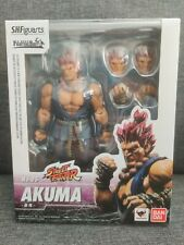 S.H.Figuarts Street Fighter V Akuma Figure New Authentic