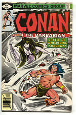 Conan The Barbarian 105 Marvel 1979 NM- Ghost Spider-Man Hostess Twinkies Ad