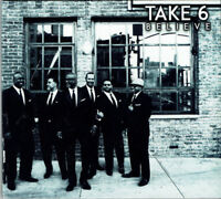 TAKE 6 Believe (2016) 14-track CD album NEW/SEALED