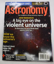 Astronomy Magazine A Big Eye On The Violent Universe March 2013 072815R