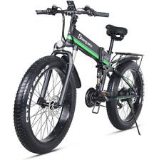 Shengmilo-MX01 1000W 48V 26inch Electric Bicycle, Folding Mountain Bike