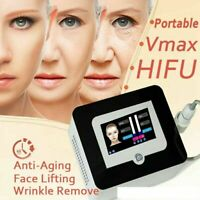 HIFU Ultrasonic Radar Precision Carve Face Lifting Anti-wrinkle Beauty Machine