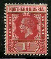 Album Treasures Northern Nigeria Scott # 42  2p George V Mint Hinged
