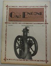 The Gas Engine Magazine Glenn Allen Frank Manes January/February 1976  042215R