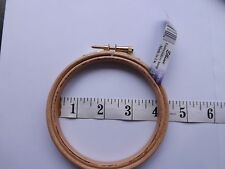 Elbesse Wooden Hoop/Ring ideal for Embroidery Cross Stitch Sewing 4 inch