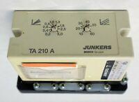 Junkers,Regler,Aussentemperaturregler,witterungsgef Steuerung,TA210A,7744901019