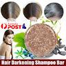 Hair Darkening Shampoo Bar - Natural Organic Conditioner and Repair Essence new