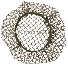 WWII US ARMY M1 HELMET COVER TACTICAL CAMOUFLAGE NET - 35097