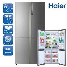SidebySide Kühl-Gefrierkombination A++ Haier HTF-610DM7 Twist Icemaker T-Door