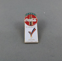 1994 Commonwealth Games - Victoria BC, Canada - Coke Official Sponsor Pin