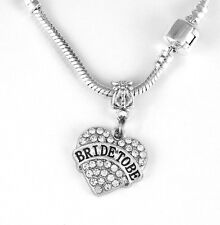 Bride to Be chain Bride to Be Present Bride to Be Necklace Bride to Be Gift