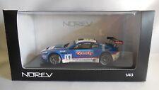 NOREV 1/43 ASTON MARTIN DBRS9 GT3 2010 LMP MOTORSPORT SPEEDY #10 TARDIF BELTOISE