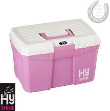 Hyshine Tack BOX-Orchidea rosa/bianco – lo SCALINO/Carry Toelettatura Kit