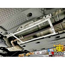AUDI A3 2.0 8P/8PA 2003 ULTRA RACING 4 POINTS MIDDLE LOWER CHASSIS SUPPORT BRACE