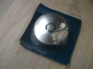MORRIS MINOR NEW ORIGINAL 1970'S LOCKING PETROL CAP & 2 KEYS