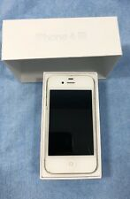 Apple iPhone 4s - 32GB - White (AT&T) A1387 (CDMA + GSM) (CA)