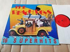 THE BEACH BOYS - 16 SUPERHITS - LP - DUCHESSE - EEC