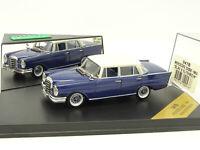 Vitesse 1/43 - Mercedes 220 SE 1959 Bleue
