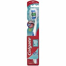 Colgate 360 Toothbrush with Tongue and Cheek Cleaner - Soft 1 Pack-new in pkg